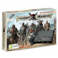 "Sega - Dendy ""Hamy 4"" (350-in-1) Assassin Creed Black"